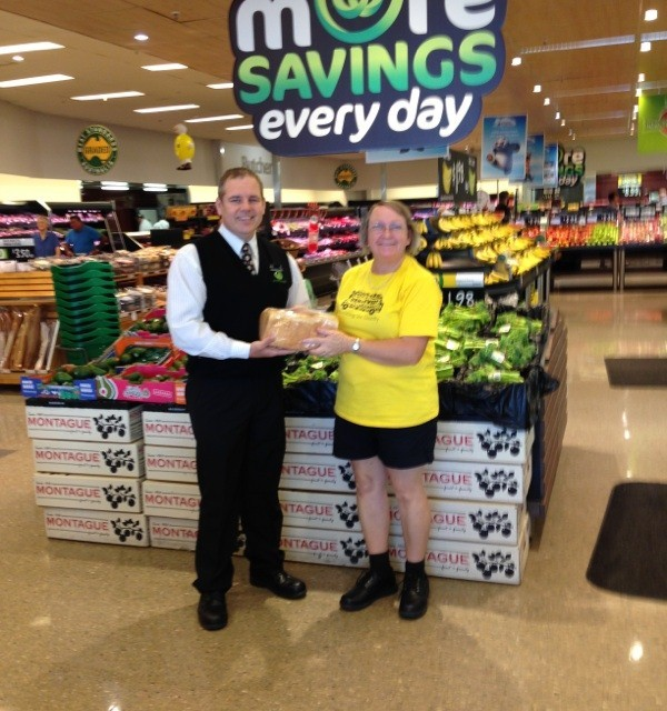 Supermarket friends have embraced food rescue too!