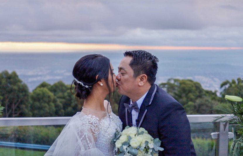 Wedding Videography in Dandenong Ranges