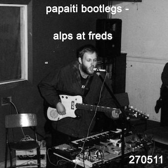 Alps live at freds 270511