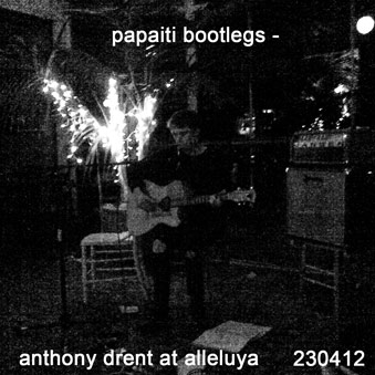 Anthony drent live at alleluya 230412