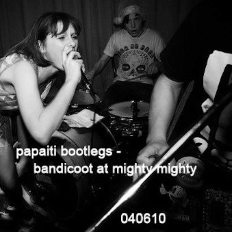 Bandicoot live at mighty mighty 040610