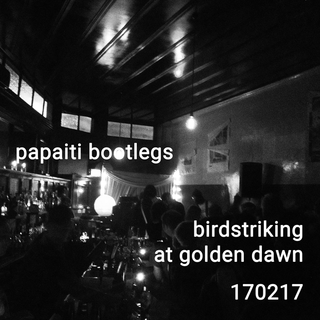 Birdstriking live at golden dawn 170217