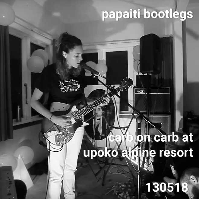 Carb on carb live at upoko alpine resort 130518
