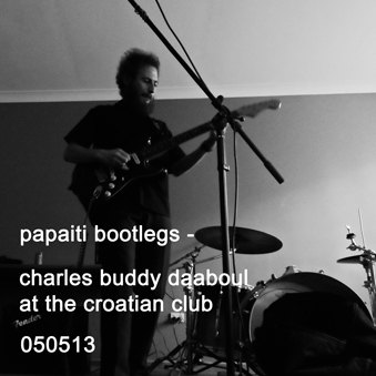Charles buddy daaboul live at the croatian club 050513