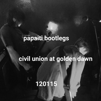 Civil union live at golden dawn 120115