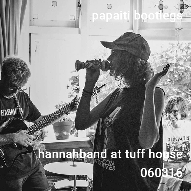 Hannahband live at tuff house 060316