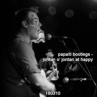 Jordan o jordan live at happy 180310