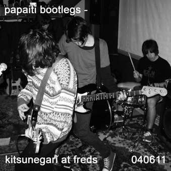 Kitsunegari live at freds 040611
