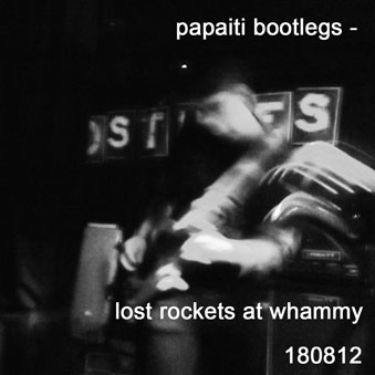 Lost rockets live at whammy 180812