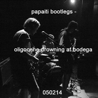 Oligocene drowning live at bodega 050214