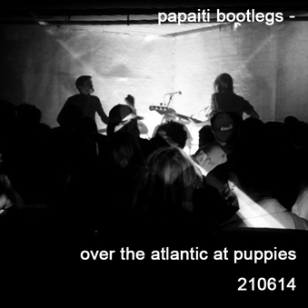 Over the atlantic live at puppies 210614