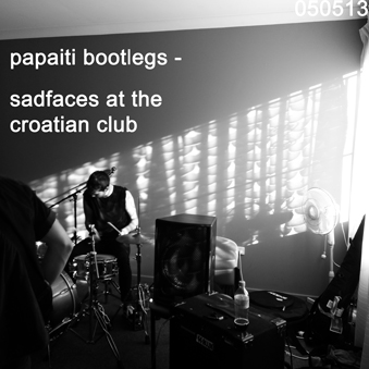 Sadfaces live at the croatian club 050513