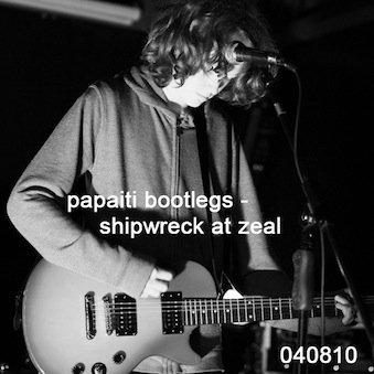 Shipwreck live at zeal 040810