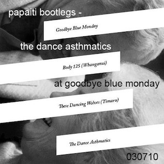 The dance asthmatics live at goodbye blue monday 030710