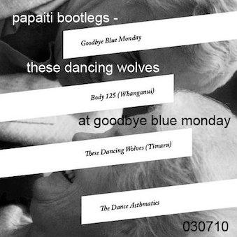 These dancing wolves live at goodbye blue monday 030710