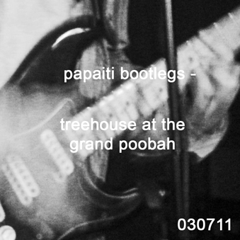Treehouse live at the grand poobah 030711