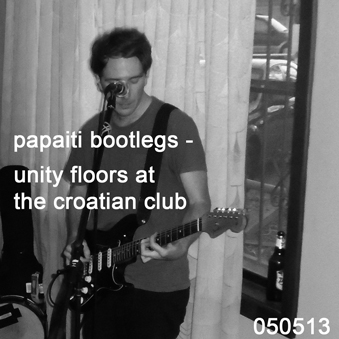 Unity floors live at the croatian club 050513