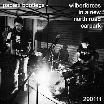 Wilberforces live in a new north road carpark 290111