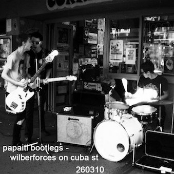 Wilberforces live on cuba st 260310