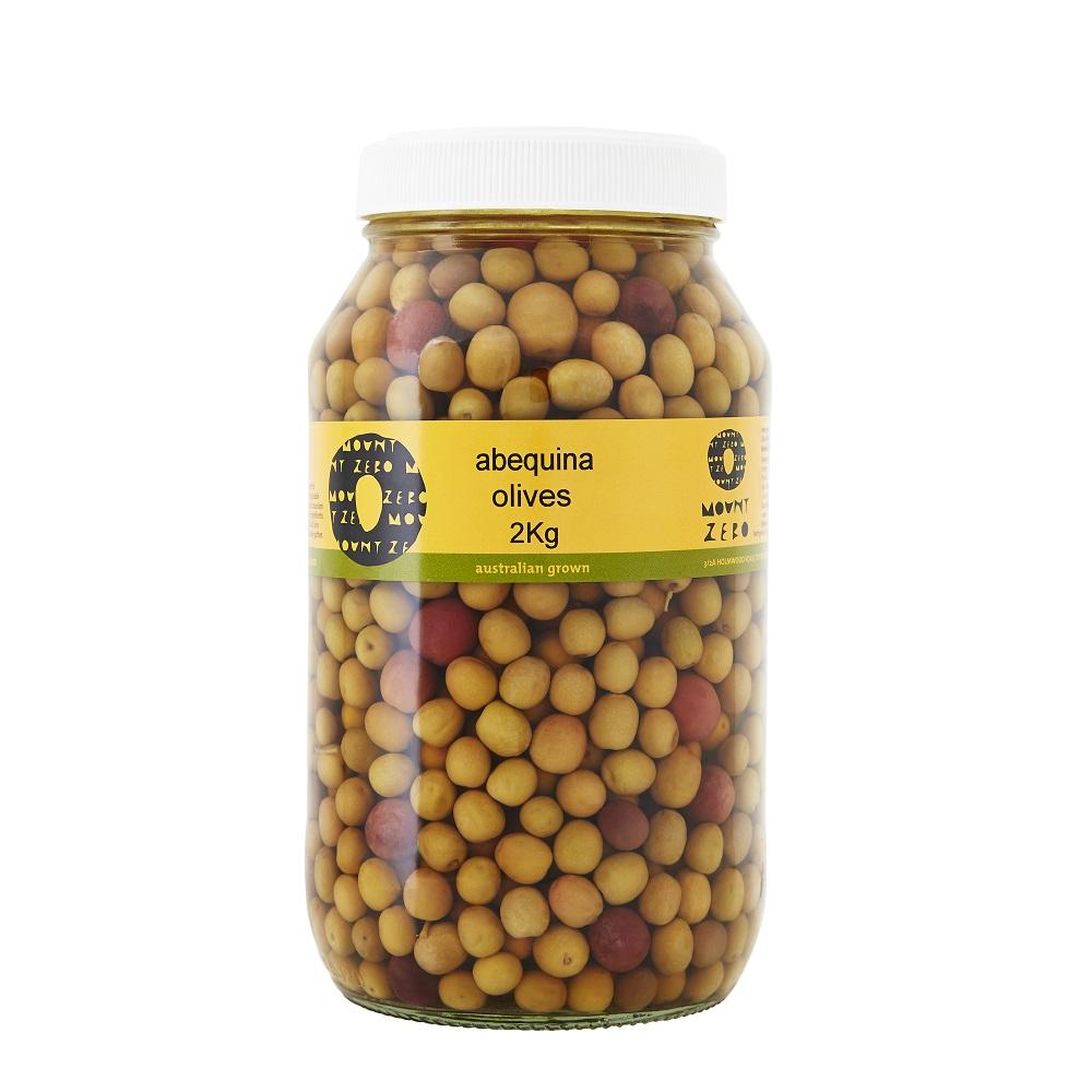 Australian Arbequina Olives