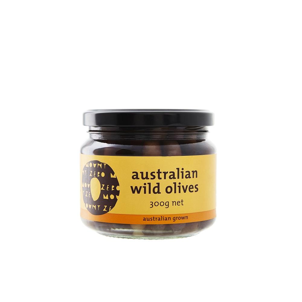 Australian Wild Olives