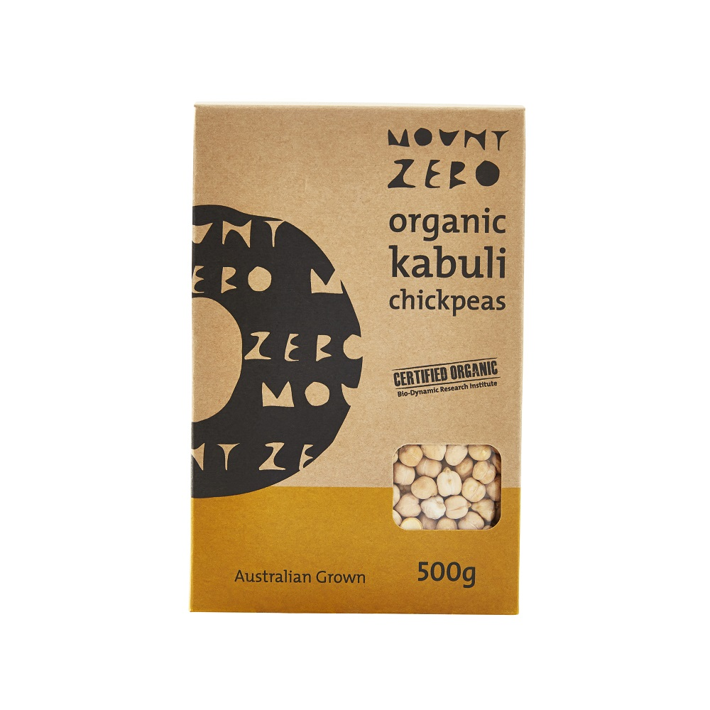 Organic Australian Chick Peas