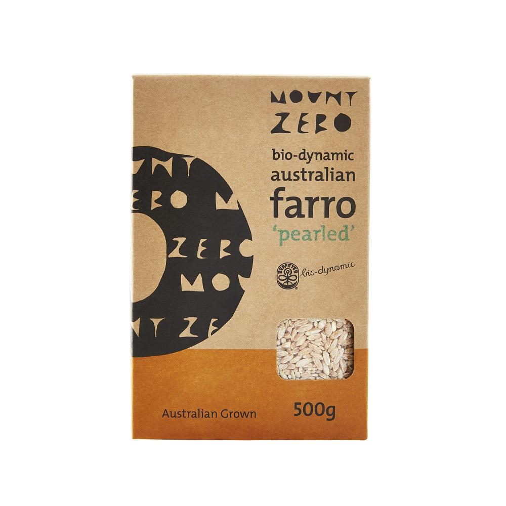 Biodynamic Pearled Farro