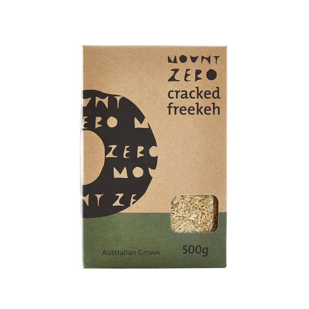Cracked Freekeh