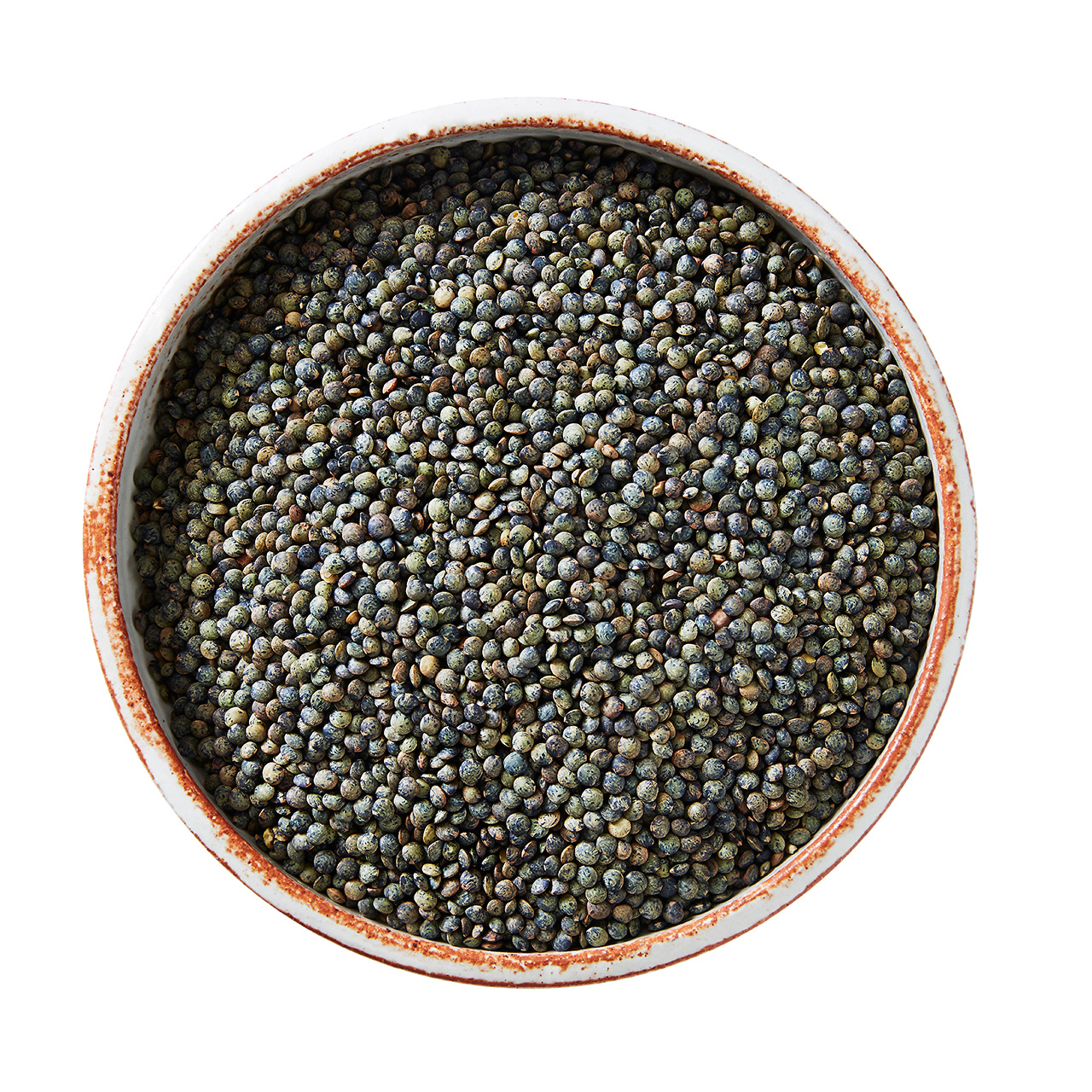 French Style Green Lentils