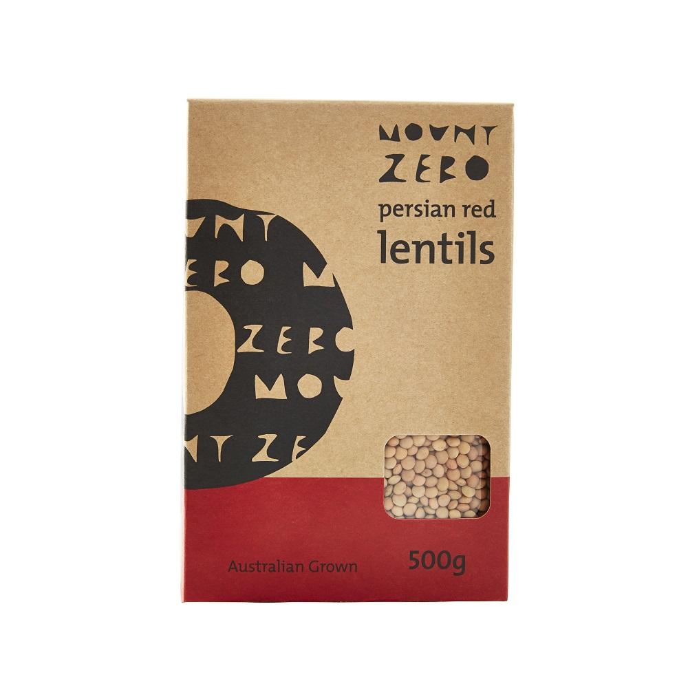 Persian Red Lentils