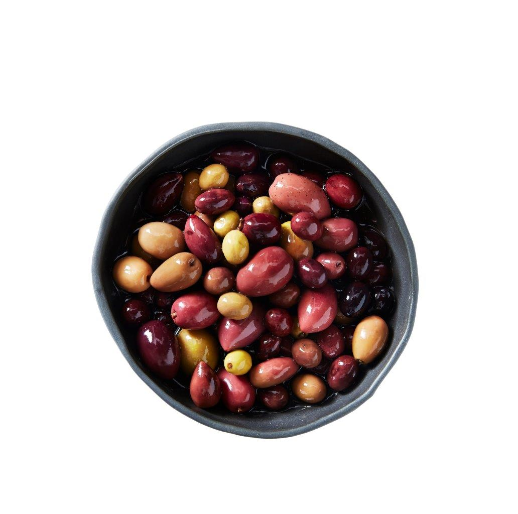Australian Mixed Olives