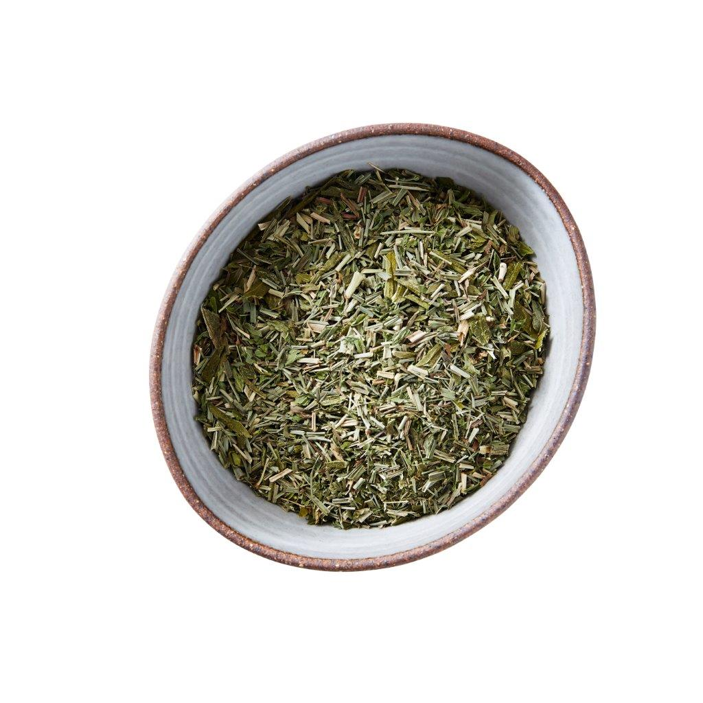 Olive Leaf Tea with Lemongrass and Spearmint