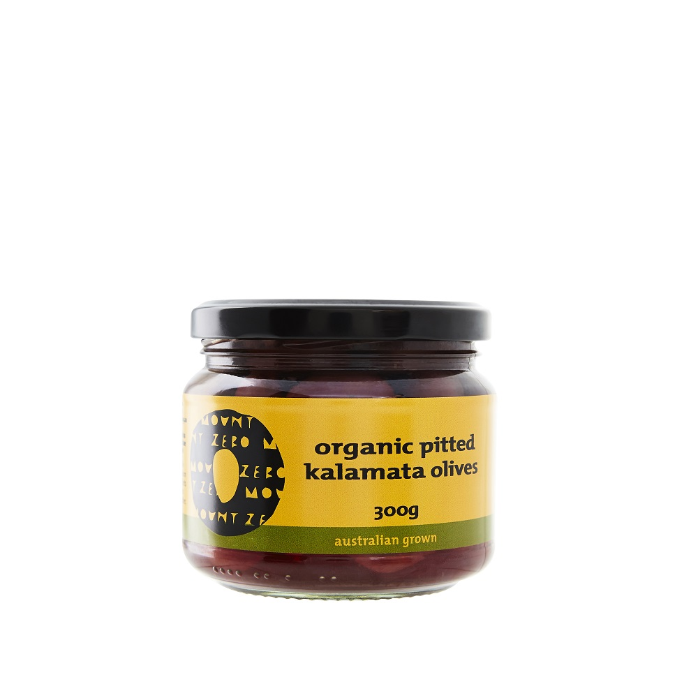 Organic Pitted Kalamata Olives