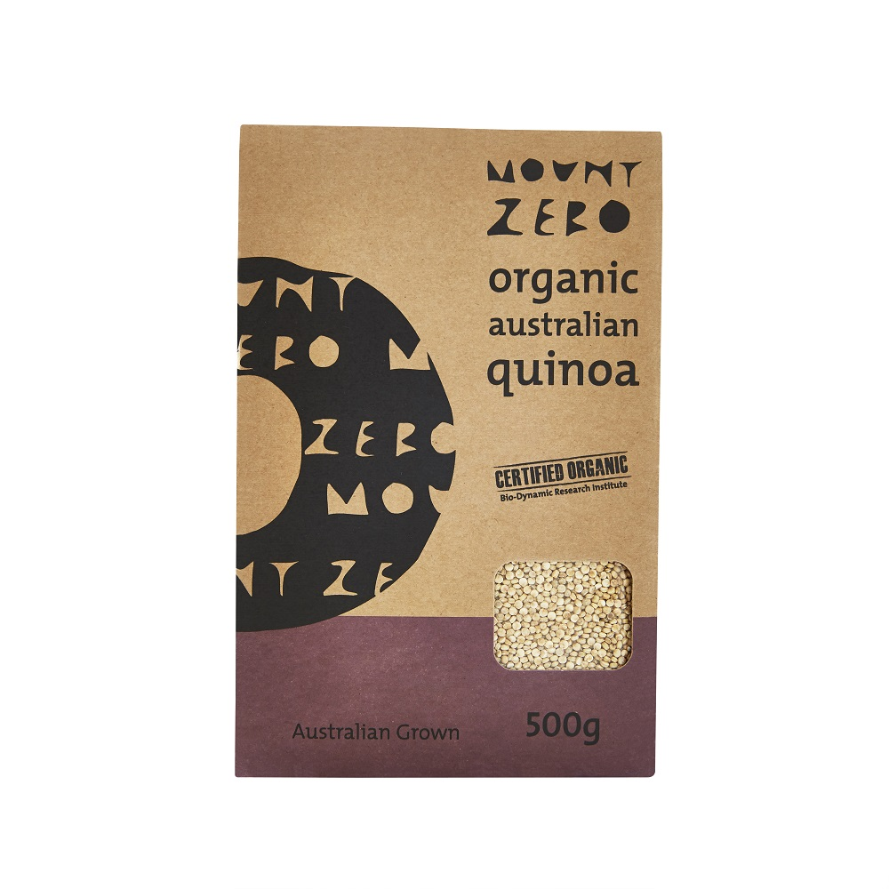 Organic Australian Quinoa