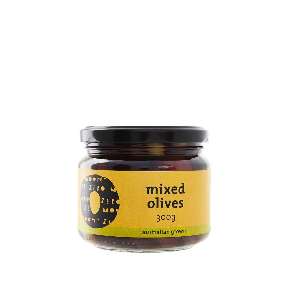 Australian Mixed Olives