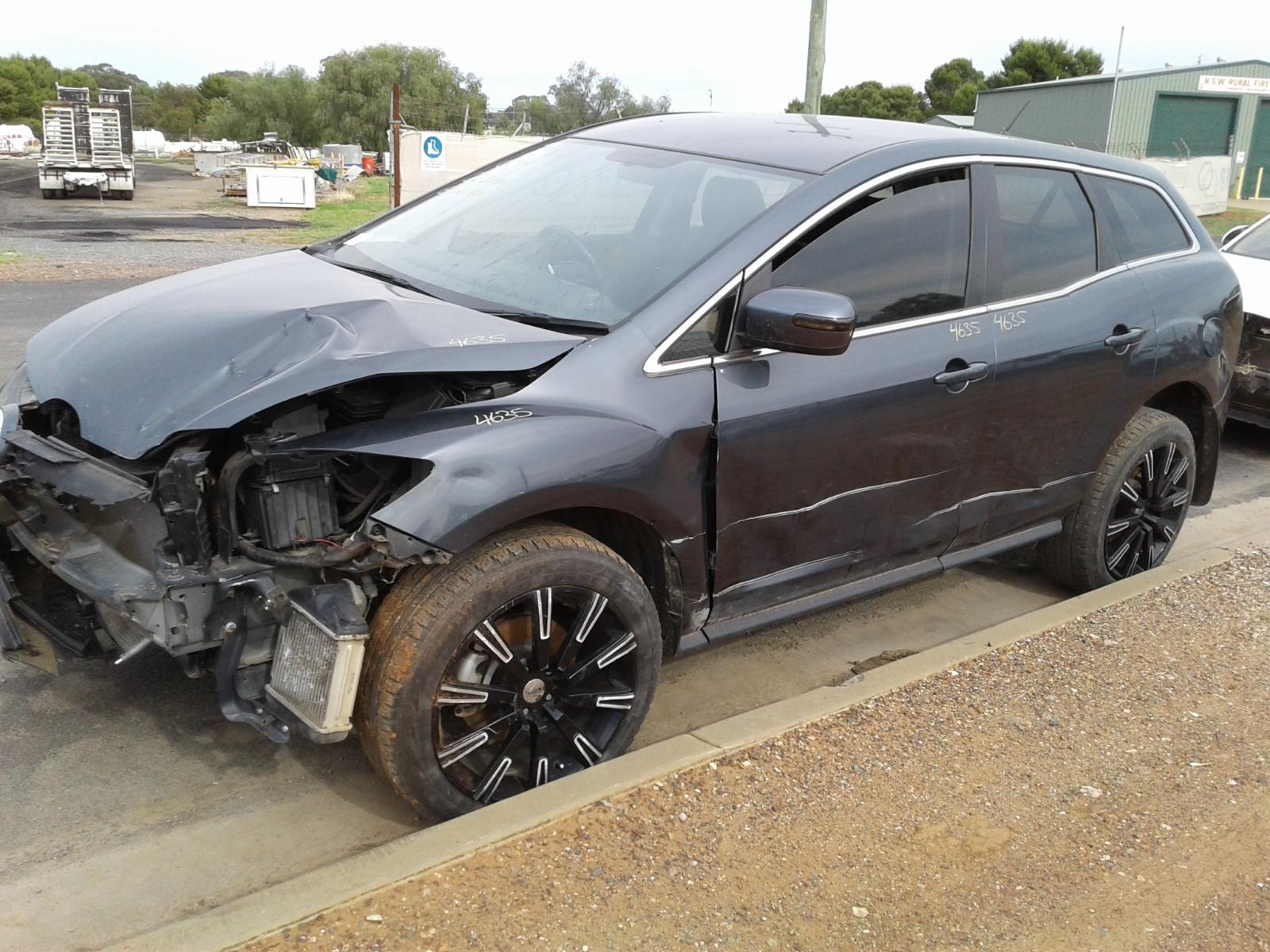 Ecu Cx7 Mazda 2011