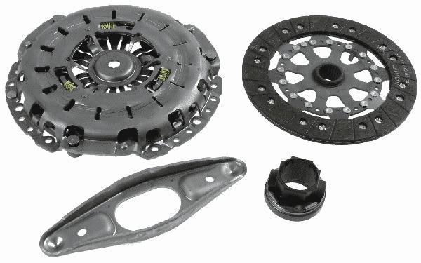 New Sachs Clutch Kit Xtend 3000 951 906 Fits Bmw Z4 3 0 I E85 3 0 Si E85 Ebay