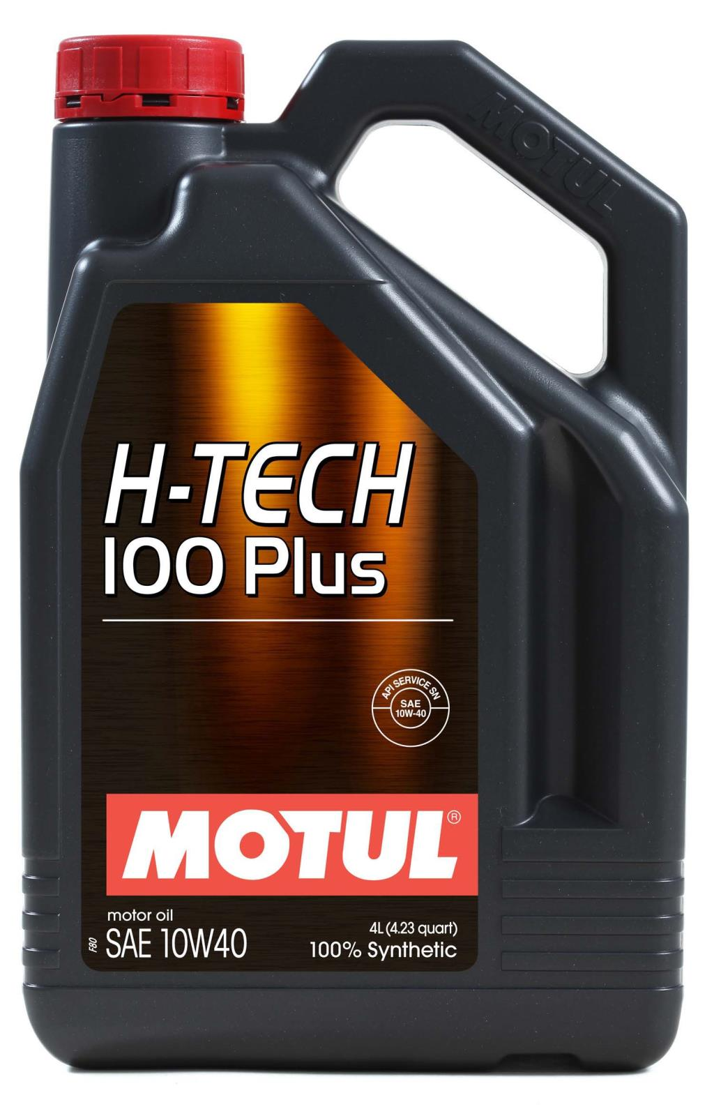 motul h-tech 100 plus 10w40 engine oil 5l fits toyota echo 1.3