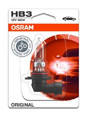 OSRAM HB3 12V 60W P20D