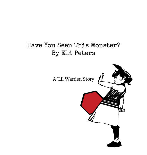 Page 3 of Have You Seen This Monster?