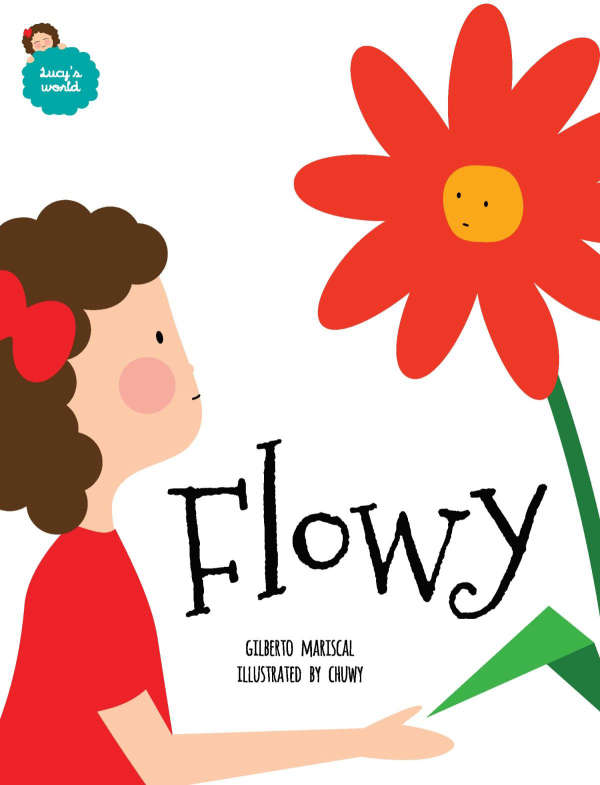 Book cover for Flowy by Gilberto Mariscal & Chuwy