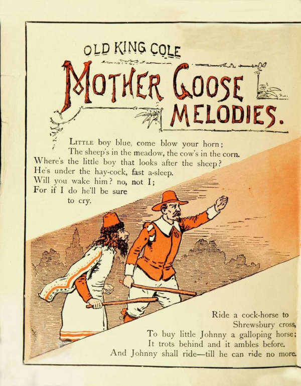 Page 2 of Mother Goose Melodies