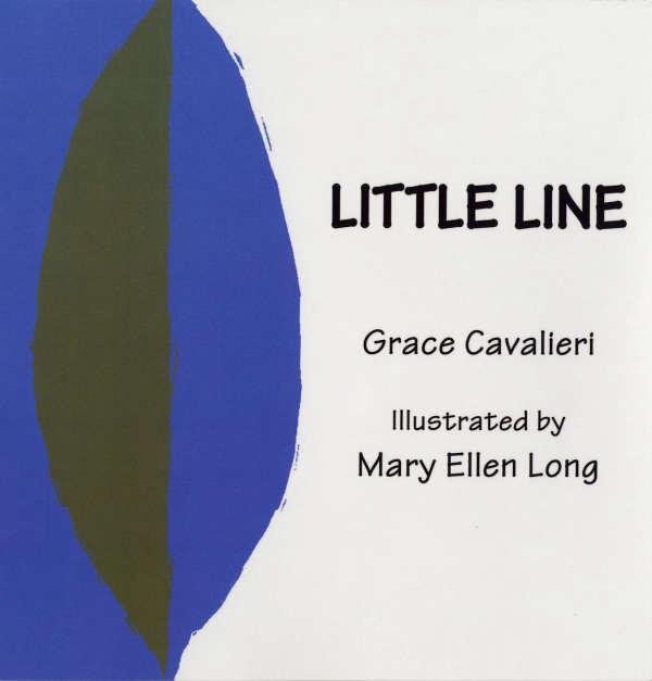 Book cover for Little Line by Grace Cavalieri & Mary Ellen long