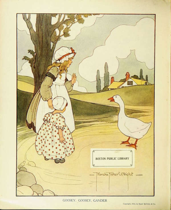 Page 2 of Mother Goose