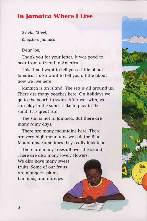 Page 4 of In Jamaica Where I live