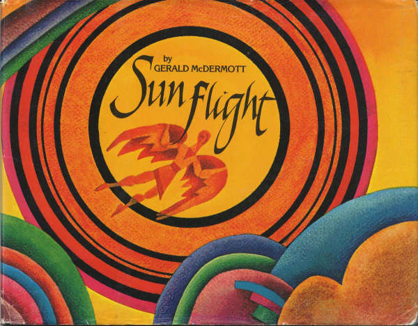 Book cover for Sunflight by Gerald McDermott &