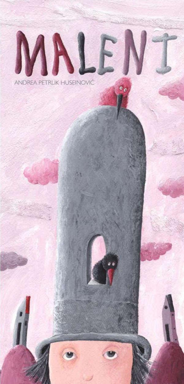 Book cover for Maleni by Andrea Petrlik Huseinović &