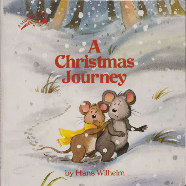 Book cover for A Christmas Journey by Hans Wilhelm &