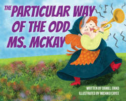 The Particular Way of the Odd Ms McKay - book cover