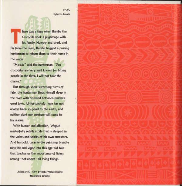Page 2 of The Hunterman and the Crocodile
